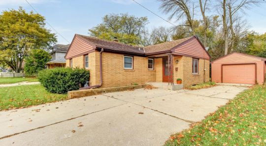 Ranch home for sale in Racine